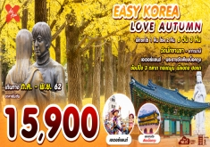 Korea Love Autumn